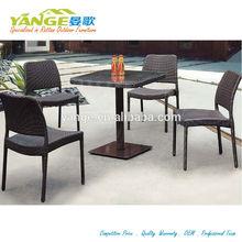 rotomolded outdoor outdoor tamborete de barra de conjunto de mesas e cadeiras de bar usado