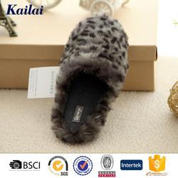 plush crochet wool slippers for kids