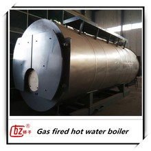 Heavy oil fuel heating mixer boilers for textile , gas combi boiler