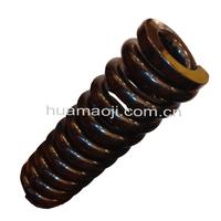 excavator parts adjustable tension spring for idler cushion spring