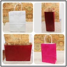 Foldable design shopping t-shirt bag plastic