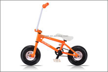 bikes for sale ,JZ POWER 02 model,scream brand mini bmx ,10inch orange bike