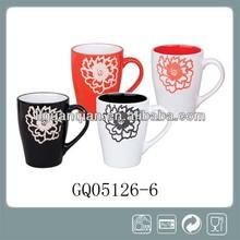 12oz 2015 New design ceramic mug cup,mug cup for wedding,mug cup made in China