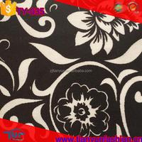 custom design digital printing wholesale hundred woven canada cotton fabric
