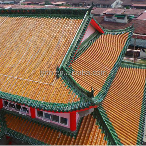 Cheap gazebo roofing materials for ancient chinese for Cheap construction materials