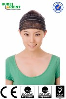 Disposable sterile nonwoven elastic hair band