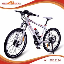 easy riding lithium battery adult electric motor road bike