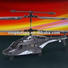 S018 3CH Remote Control Airwolf Helicopter