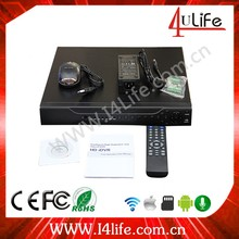 client software h.264 cctv dvr/ 4ch h.264 network embedded dvr