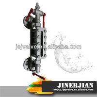 Carbon steel Transparent ANSI standard DN25 water level gauge