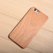 2015 New design wooden case phone shell for iphone 5/5s/6/6plus cell phone case