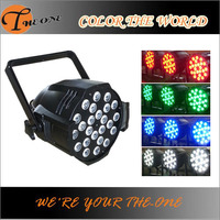 Stage par cans 24pcs rgbw 4in1 led light disco