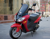 6000W EEC heavy duty high speed electric scooter