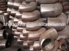 Seamless Carbon Pipe Fittings, Elbow Reducer Tee Cap Union Cross and so on