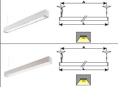 bureau montage en surface plafond luminaire fluorescent encastr plafonniers plafonnier id de. Black Bedroom Furniture Sets. Home Design Ideas