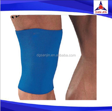 High elastic open patella basketball knee pad protective gear football sports