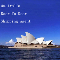 Australia door to door shipping agent from China to Australia