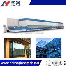 Convection Thermal Insulating Low-e Tempered Glass Making Machinery