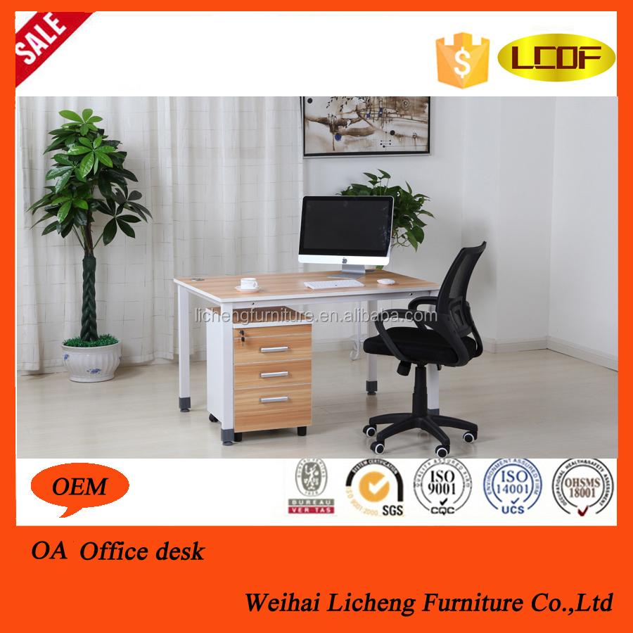High Quality Office Furniture Table Designs With Steel