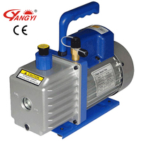 adult vacuum pump-7cfm-single stage vacuum pump, 5Pa, 375 microns, 1/4HP, 1/3HP,1/2HP,1.5CFM--7CFM