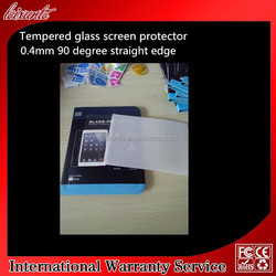 Clear tempered Glass Screen Protector for Ipad mini series 0.4mm