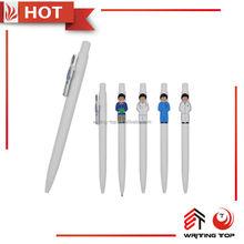 best sellers of 2015 Cheapest Promotional clip pen plastic pen