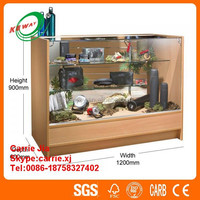 Fashion Shop wholesale Glass Display Cases