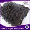 Ladies new design fashion top human hair extension deep wave color 33