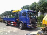 Hot sale XCMG SQ3.2SK2Q 3 ton portable telescopic boom mini truck mounted crane