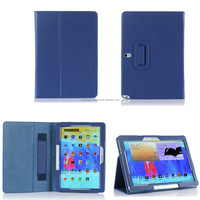 360 Degree Protective Bookstyle PU leather tablet case for Samsung Note 10.1 2014 P600