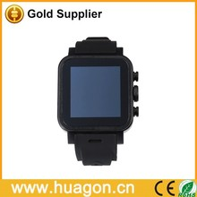 China Wholesale Cheap Price Andriod4.4 WCDMA 3G Smart Watch Touch Screen Phone Dual Quad Sync WiFi Bluetooth
