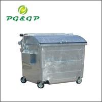coal storage bin