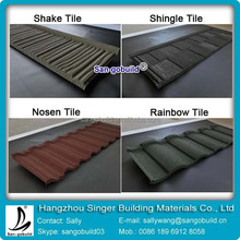Stone Coated Steel Roof Tiles For Africa