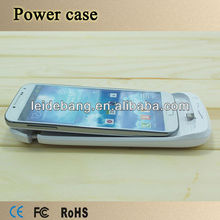 For samsung S4 mini power case with smart cover