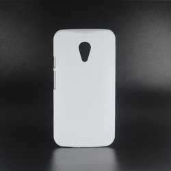Whosale Back Cover Case for Moto G2,for Moto G2 Cell Phone 3D Sublimation Case