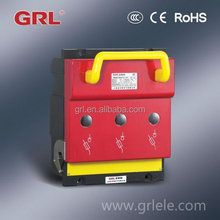 HR6 3 pole 160A fuse isolating switches CE certificed