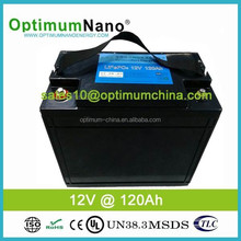 12-year Experience!!! Deep Cycle 24 Volt 120Ah LiFePo4 Battery Pack