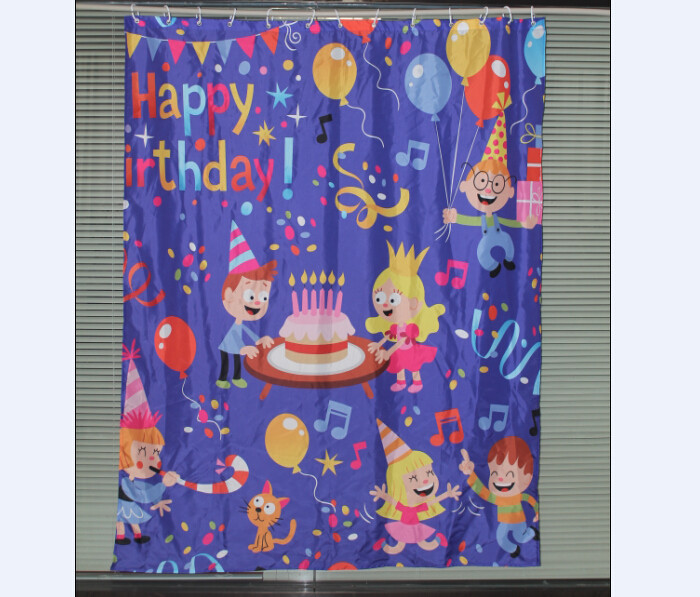 Занавеска для душа DIY curtain diy 60 * 72 curtaindesign 60*72(inch)