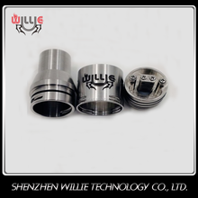 2015 Wholesale Willie King crab rda e cig make in china