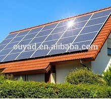 Low price residential solar power 2KW solar cell system solar power system