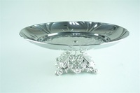 Large 30 cm / 26 cm/ 22cm cake stand cake platter stainless steel baking stand