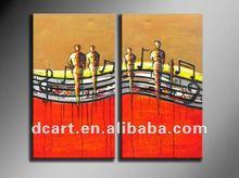 Canvas Acrylic Oil Panting