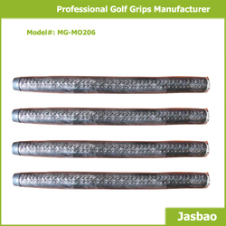 Custom Made High Quality Leather Putter Golf Grips