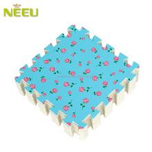 fabbrica diretta uccello colore cuciture modello tappetini tappetini in schiuma insapore baby schiuma tappeto puzzle di puzzle