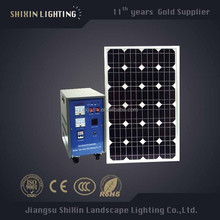 Newly solar panel kit made in china battery