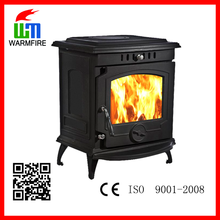 High quality freestanding cast iron wood coal burning stoves