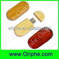 Promotional wooden usb flash drive wedding gift box