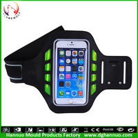 Sport armband neoprene sport armband silicone armband
