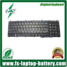 laptop illuminated keyboard for Toshiba C650 C655 L650 C660 mini keyboard US computer keyboard stands