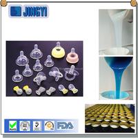 RTV liquid silicone rubber for food grade